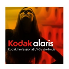 "KODAK PRO UV-CURABLE DISPLAY PAPER 72.5""X328'."