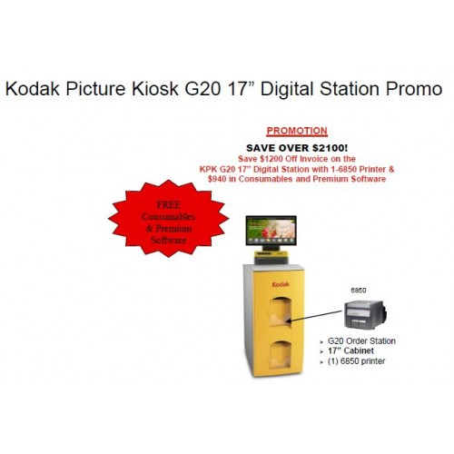 Southpoint Photo Imaging Supplies | Kodak Picture Kiosk G20 Digital