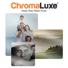 CHROMALUXE AL 5X7 GLOSS CLEAR - 1 CASE = 10