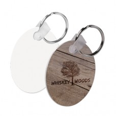 KEY CHAIN ROUND 2 SIDED - 1 CASE = 50