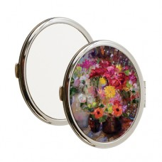 OVAL COMPACT MIRROR - 1 PACKAGE= 20