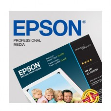 EPSON PREMIUM PHOTO PAPER GLOSSY 8.5X11 50 Sheets
