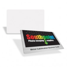 METAL BUSINESS CARDS - 1 CASE = 100