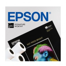 EPSON HOT PRESS BRIGHT 17x50 Roll