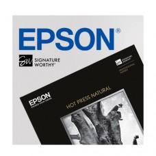 EPSON HOT PRESS NATURAL FINE ART PAPER 13x19 25 Sheets