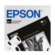 EPSON HOT PRESS NATURAL FINE ART PAPER 17x50- Roll