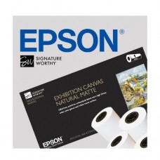 EPSON EXHIBITION CANVAS NATURAL MATTE 17x40 Roll