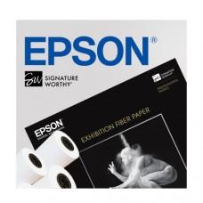 EPSON EXHIBITION FIBER PAPER SEMIGLOSS 17x50 Roll
