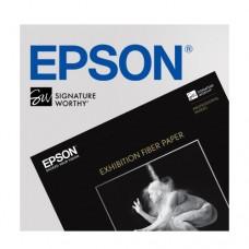 EPSON EXHIBITION FIBER PAPER SEMIGLOSS 13x19 25 Sheets