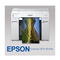Epson SureLab D870 Dry Minilab Printer