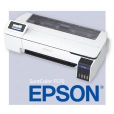 """EPSON SURECOLOR F570 24"""" SUBLIMATION PRINTER"""