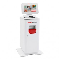 Kodak Moments M1 Order Station with Freestanding Cabinet