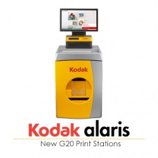 Kodak Kiosk G20  Station 24 in. Cab Incl OS 1-68XX, Scanner1-88XX, WIFI