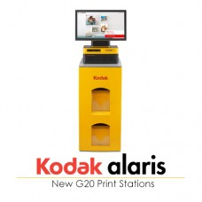 Kodak Picture Kiosk G20  Station 17in. Cabinet Incl G20 OS 1-68XX, WIFI