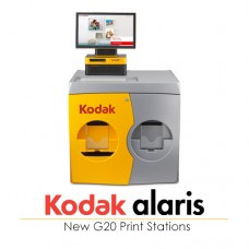 Kodak Kiosk G20 Station 36 in. w/Dual Photo Printer