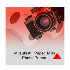 MITSY PAPER 10X610 LUSTER N-W
