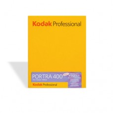 KODAK PORTRA 400 Speed 4X5 x 10SH Box Free Shipping in the US