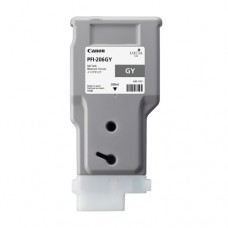 Canon PFI-206GY Grey Ink Tank 300ml  (ships in 2-3 days)