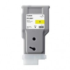 Canon PFI-206Y Yellow Ink Tank 300ml  (ships in 2-3 days)