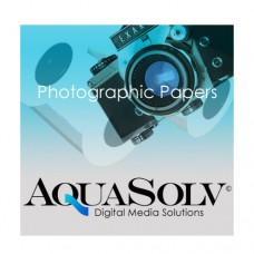 AQUASOLV PHOTO PAPER GLOSSY 44X100. AQUEOUS