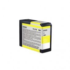EPSON 3800/3880 K3 80ML YELLOW INK.
