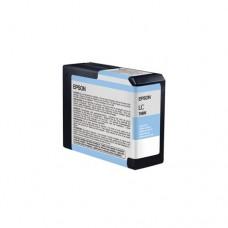 EPSON 3800/3880 K3 80ML INK LT CYAN.