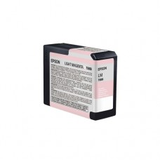 EPSON 3800 K3 80ML INK LT MAGENTA.