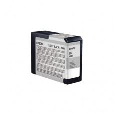 EPSON 3800/3880 K3 80ML INK LT BLACK.
