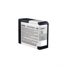 EPSON 3800/3880 K3 80ML INK LT LT BLACK.
