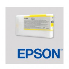 EPSON STYLUS PRO 4900 YELLOW 200ML.
