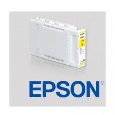 EPSON 110ML INKCART YELLOW. T-SERIES
