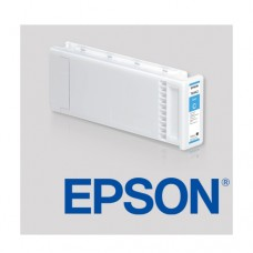 EPSON 700ML INKCART CYAN. T-SERIES