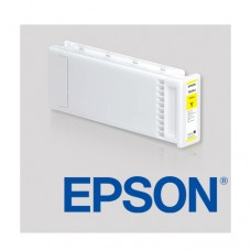 EPSON 700ML INKCART YELLOW. T-SERIES
