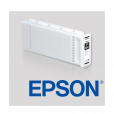 EPSON 700ML INKCART MATTE BLACK. T-SERIES