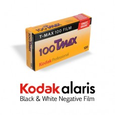 KODAK TMAX 100 BLACK & WHITE FILM  120 PP Free Shipping in the US