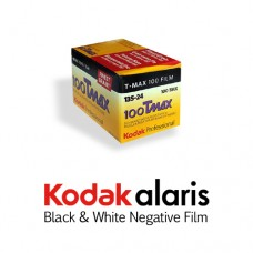KODAK TMAX 100 BLACK & WHITE FILM  24EXP Free Shipping in the US