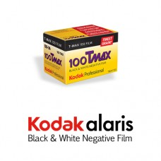 KODAK T-MAX 100  36 EXP. Free Shipping in the US