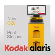 Kodak Picture Kiosk G20  Station 17in. Cabinet Incl G20 OS 1-68XX, WIFI