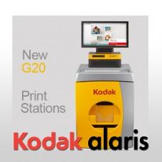 Kodak Kiosk G20  Station 24 in. Cab Incl OS 1-68XX, Scanner1-88XX, WIFI